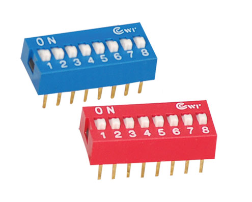 DIP SWITCH 3POLE